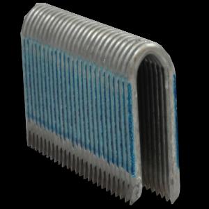 Draadkrammen 3.5 x 40 mm thermisch verzinkt